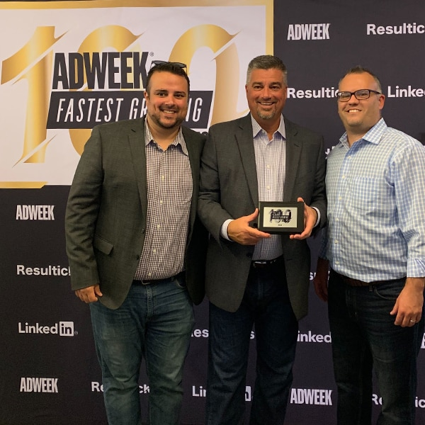 Conduit Team at Adweek